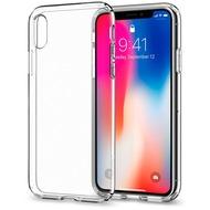 Spigen Liquid Crystal for iPhone X transparent