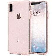 Spigen Liquid Crystal Glitter for iPhone XS Max rose quartz
