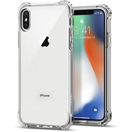 Spigen Rugged Crystal for IPHONE X crystalclear