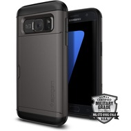 Spigen Slim Armor CS for Galaxy S7 gun metal