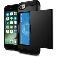 Spigen Slim Armor CS for iPhone 7 /  8 schwarz