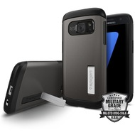 Spigen Slim Armor for Galaxy S7 gun metal