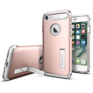 Spigen Slim Armor for iPhone 7 /  8 rose gold colored