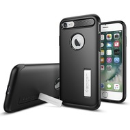 Spigen Slim Armor for iPhone 7 /  8 schwarz