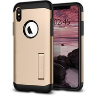 Spigen Slim Armor for iPhone XS Max champagne gold