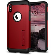 Spigen Slim Armor for iPhone XS Max red