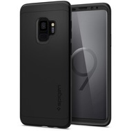 Spigen Thin Fit 360 (Glass Screen Protector) for GALAXY S9 black