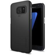 Spigen Thin Fit for Galaxy S7 schwarz
