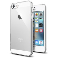Spigen Thin Fit for iPhone 5/ 5S/ SE clear/ crystal clear