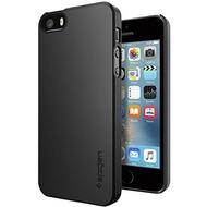 Spigen Thin Fit for iPhone 5/ 5S/ SE schwarz