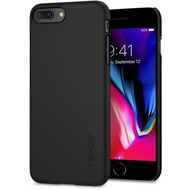 Spigen Thin Fit for iPhone 8 Plus /  iPhone 7 Plus, jetblack
