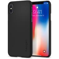 Spigen Thin Fit for iPhone X matt black