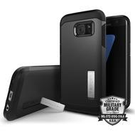 Spigen Tough Armor for Galaxy S7 Edge schwarz