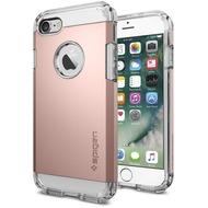 Spigen Tough Armor for iPhone 7 rose gold colored