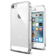 Spigen Ultra Hybrid for iPhone 5/ 5S/ SE clear/ crystal clear