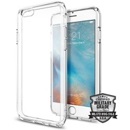 Spigen Ultra Hybrid for iPhone 6/ 6s crystal clear