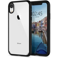 Spigen Ultra Hybrid for iPhone XR matt black