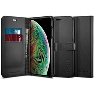 Spigen Wallet S for iPhone XS Max black
