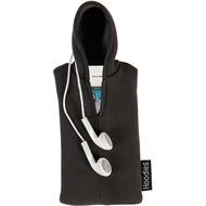 Splash Brands Kapuzenpulli-Schutzhülle Hoodies für iPhone 3/ 4/ 4S, schwarz