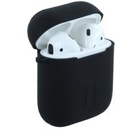 Cyoo Sport Silikon Case /  Hülle für Apple AirPods, Schwarz