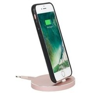 Stilgut AirDock Oval - iPhone Dockingstation - roségold