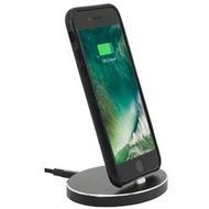 Stilgut AirDock Oval - iPhone Dockingstation - schwarz
