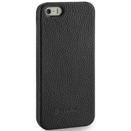 Stilgut BackCover für Apple iPhone 5/ 5s/ SE - schwarz