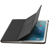 Stilgut Couverture aus Leder für Apple iPad Pro, schwarz
