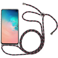 Stilgut Hybrid Necklace Case for Galaxy S10e clear