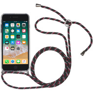 Stilgut Hybrid Necklace Case for iPhone 7/ 8 clear