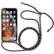 Stilgut Hybrid Necklace Case for iPhone X/ Xs clear