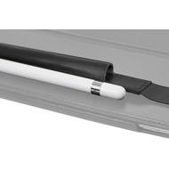 Stilgut Stift-Halter aus Leder für iPad Pro, schwarz