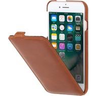 Stilgut UltraSlim Case für Apple iPhone 7 /  8, cognac