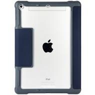 STM STM Dux Case, Apple iPad 9,7 (2017 & 2018), midnight blau/ transparent, STM-222-160JW-04