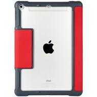 STM STM Dux Case, Apple iPad 9,7 (2017 & 2018), rot/ transparent, STM-222-160JW-29