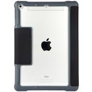 STM STM Dux Case, Apple iPad 9,7 (2017 & 2018), schwarz/ transparent, STM-222-160JW-01