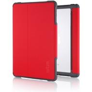 STM STM Dux Case, Apple iPad mini 4, rot/ transparent, STM-222-104GZ-29