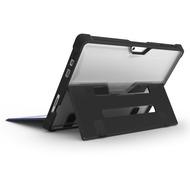 STM Dux Case, Microsoft Surface Pro 6/ Pro (2017), schwarz/ transparent