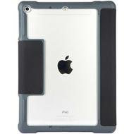 """STM Dux Plus Case - Apple iPad 9,7"""" (2017 & 2018) - schwarz/ transparent - bulk"""