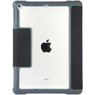STM STM Dux Plus Case, Apple iPad 9,7 (2017 & 2018), schwarz/ transparent, STM-222-165JW-01