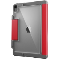 STM STM Dux Plus Case, Apple iPad Pro 11 (2018), rot/ transparent, STM-222-197JV-02