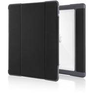 STM STM Dux Plus Case, Apple iPad Pro 12,9 (2017), schwarz/ transparent, STM-222-165L-01