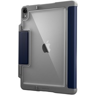 STM STM Dux Plus Case, Apple iPad Pro 12,9 (2018), midnight blau/ transparent, STM-222-197L-03
