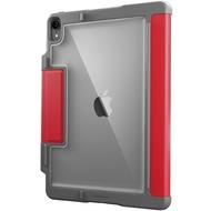 STM STM Dux Plus Case, Apple iPad Pro 12,9 (2018), rot/ transparent, STM-222-197L-02