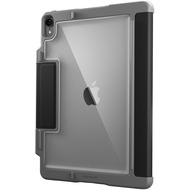 STM STM Dux Plus Case, Apple iPad Pro 12,9 (2018), schwarz/ transparent, STM-222-197L-01