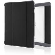 STM STM Dux Plus Case, Apple iPad Pro 9,7, schwarz/ transparent, STM-222-129JX-01