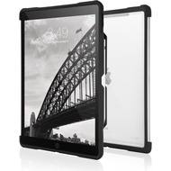 STM STM Dux Shell Case, Apple iPad Pro 12,9 (2017), schwarz/ transparent, STM-222-163L-01