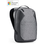 STM Myth Pack 18L 15, Microsoft Surface Book 2/ 1 & Laptop 3/ 2/ 1, granite black, STM-117-186P-01