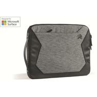STM Myth Sleeve 13, Microsoft Surface Laptop 3/ 2/ 1 & Pro X/ 7/ 6/ 5, granite black, STM-114-184M-01