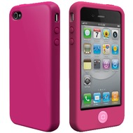 SwitchEasy Colors f�r iPhone 4 /  4S, Fuchsia